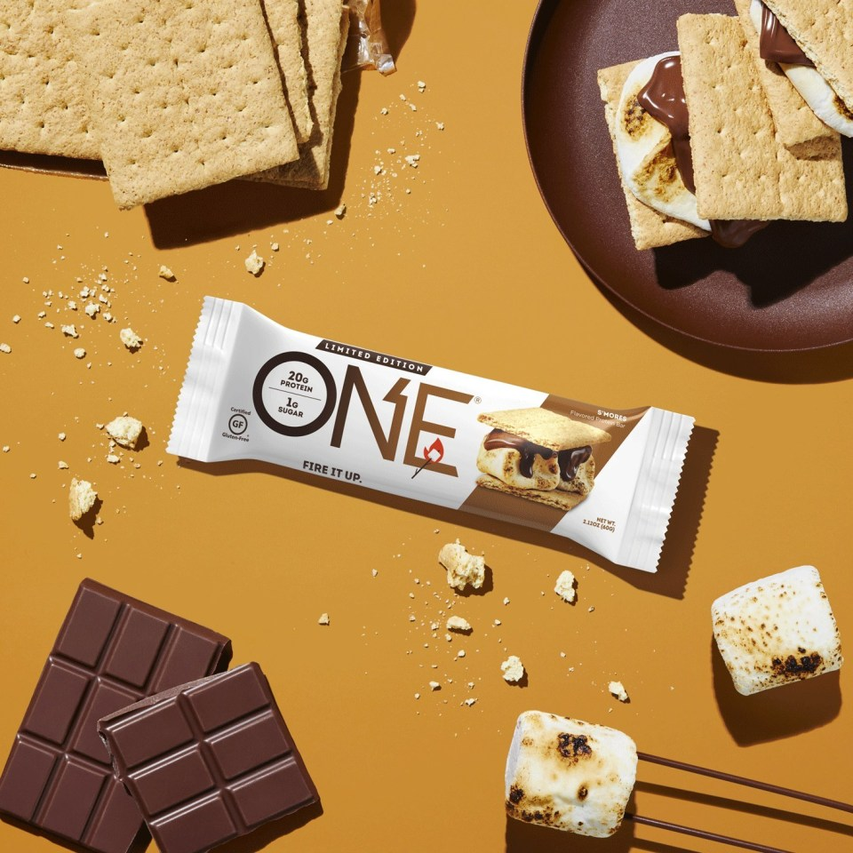 ONE Brands Limited Edition S'mores Bar