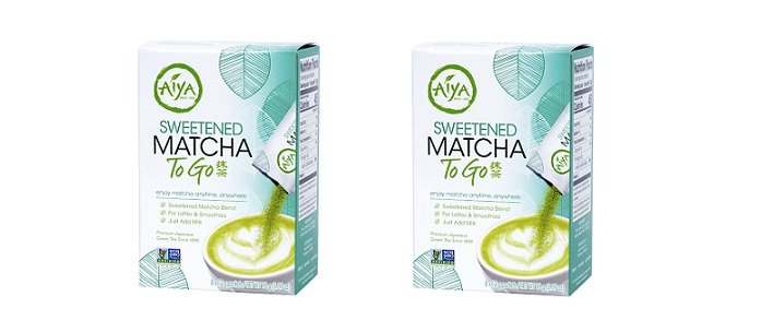 Drink Spotlight: Aiya Matcha Launches Its Newest Product, Sweetened Matcha To Go