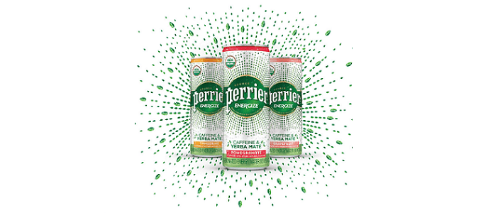 Drink Spotlight: Power Through Your Afternoon with NEW Perrier® Energize with Organic Caffeine and Yerba Mate