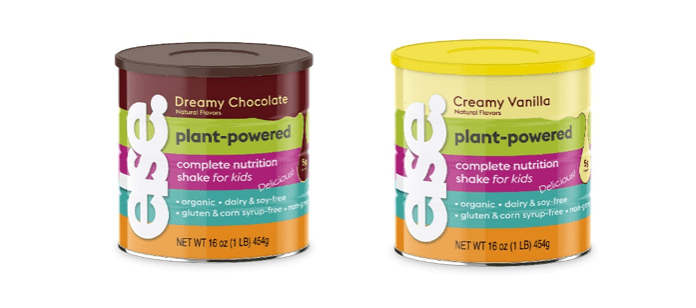Kids Spotlight: Else Nutrition Pioneers & Launches Plant-Based Kids Complete Nutrition Protein Shakes