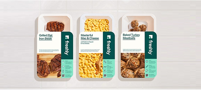 Food Spotlight: Freshly Introduces Multi-Serve Proteins & Sides, Designed to Mix & Match for Mealtime Shortcuts