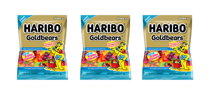 Candy Spotlight: HARIBO of America Splashes into Summer with Limited Edition Goldbears