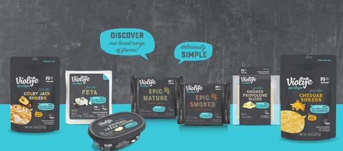 Company Spotlight: Violife Expands it's product offering and distribution network