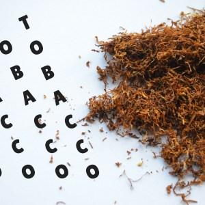 Origin of the word Tobacco