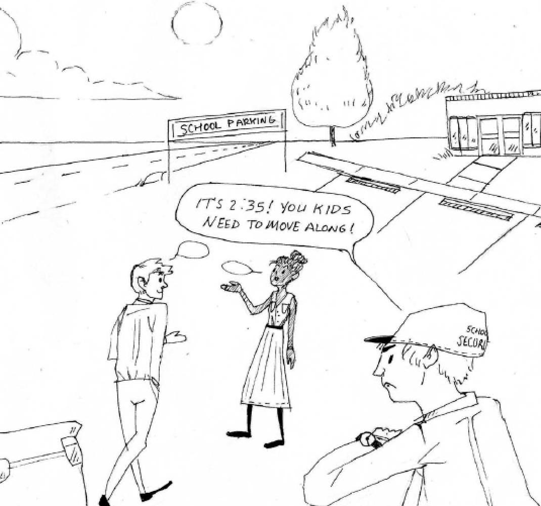 October Cartoon By Editorial Cartoonist Anthony Sudol