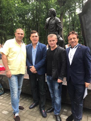 15.07.2017 - Открытие памятника Игорю Талькову