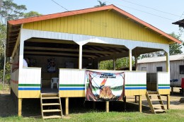 refurbishment of Community Centre