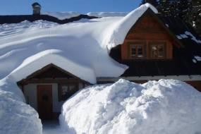 chaty a chalupy si zaslouží topení ovládané mobilem. Krkonoše nebo Jizerské hory