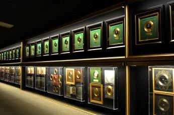Goldene Schallplatten von Elvis