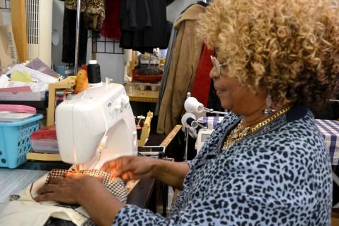 Cleveland Street Flea Market, Memphis, Sheryl, Second Hand