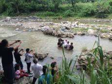 Dåp i Lagawe 3