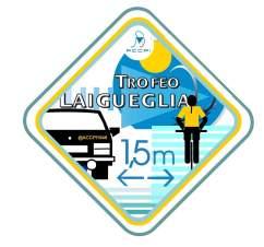simbolo accpi 1,5 mt. per Trofeo Laigueglia