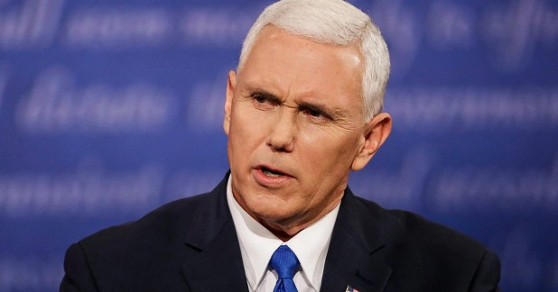 Mike Pence, Vice President of Utited States of America