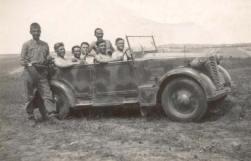 Fiat 508CM civil service