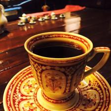 お好みのカップでお楽しみください。