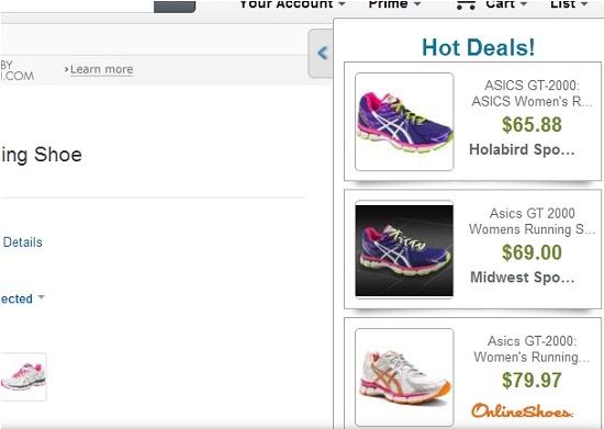 Hot Deals adware