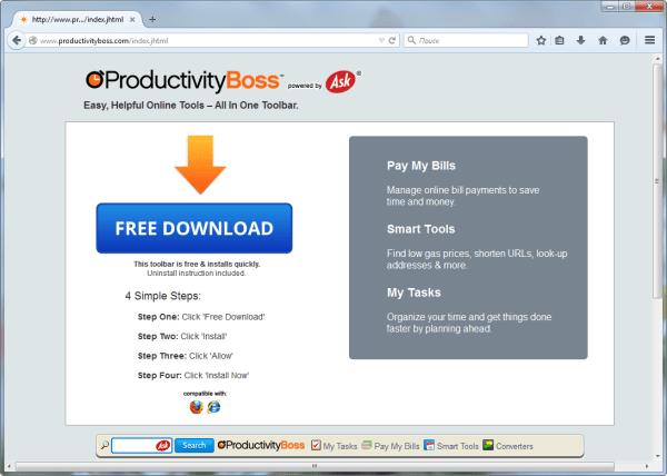 ProductivityBoss