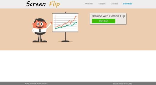 Screen Flip