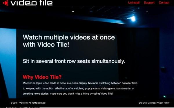 Video Tile