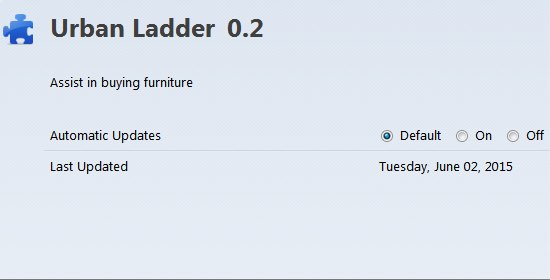 Urban Ladder 0.2