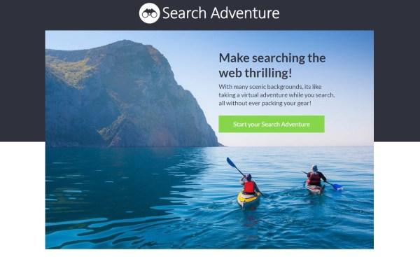 Search Adventure