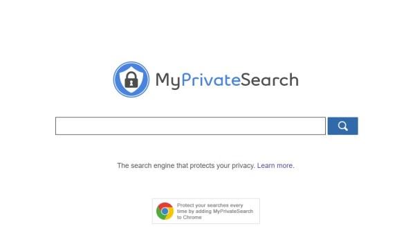 remove Myprivatesearch.com