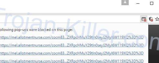 How to remove Mel.allotmentnurse.com