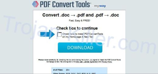 Get rid of PDFConvertTools