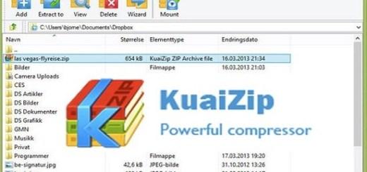 Get rid of Kuaizip