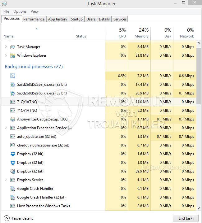 remove 71QYIATNQ virus