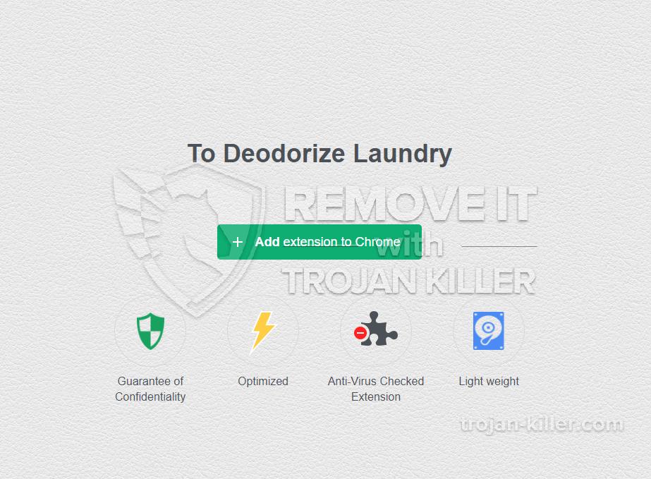 remove To Deodorize Laundry virus
