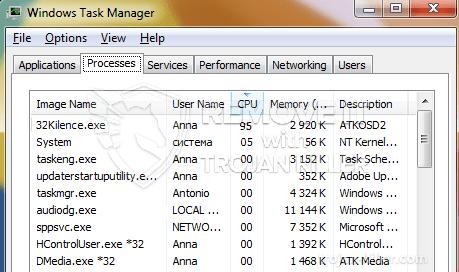 remove 32Kilences.exe virus