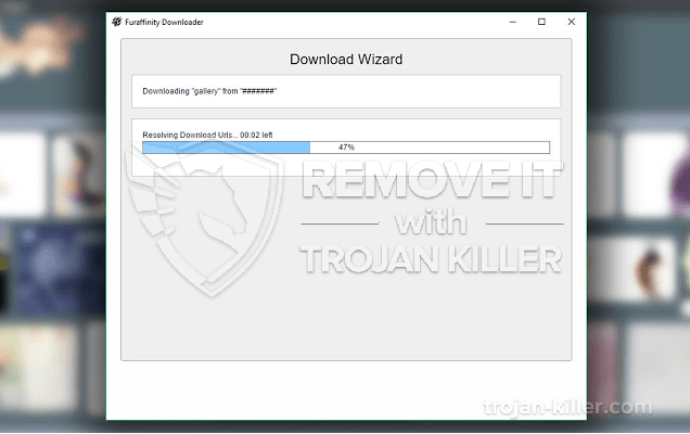 remove FurAffinity Downloader virus