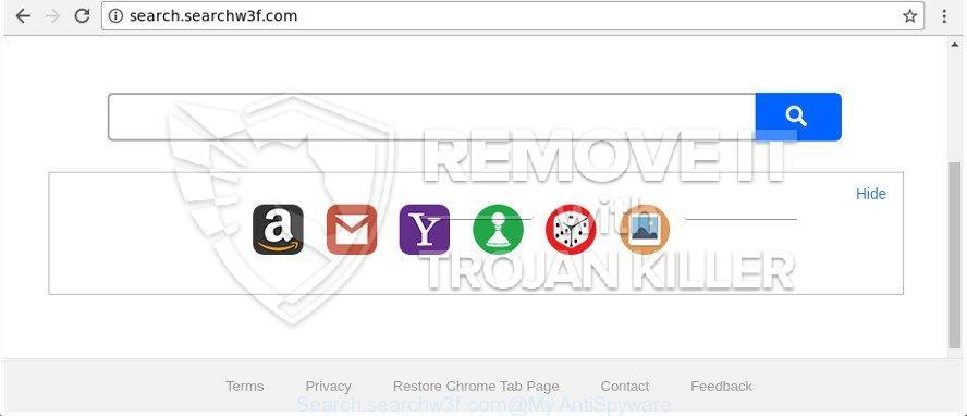 remove Search.searchw3f.com virus