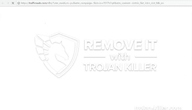 remove Trafficnado.com virus