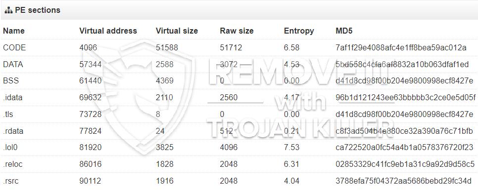 remove iexplore.exe virus