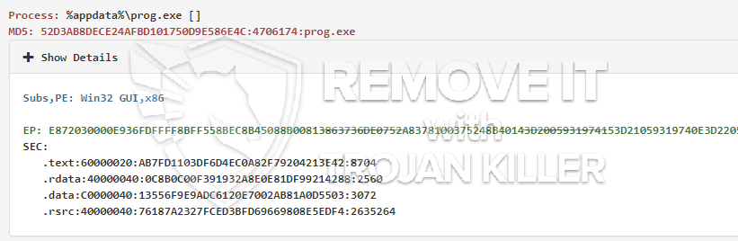 remove prog.exe virus