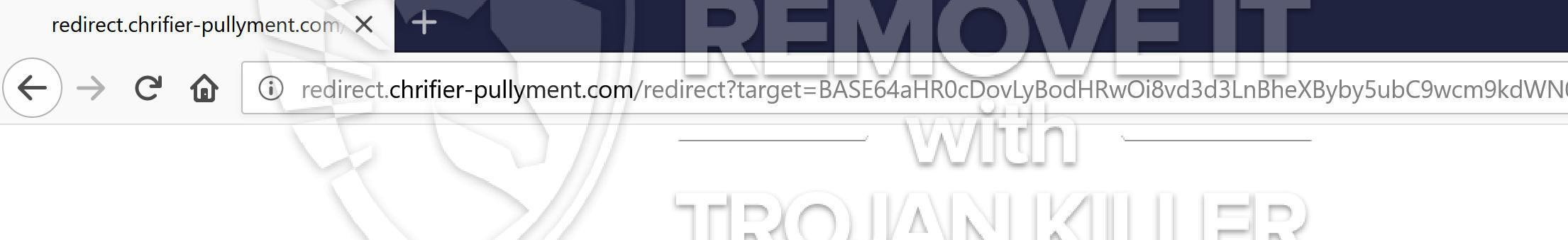 remove Redirect.chrifier-pullyment.com virus