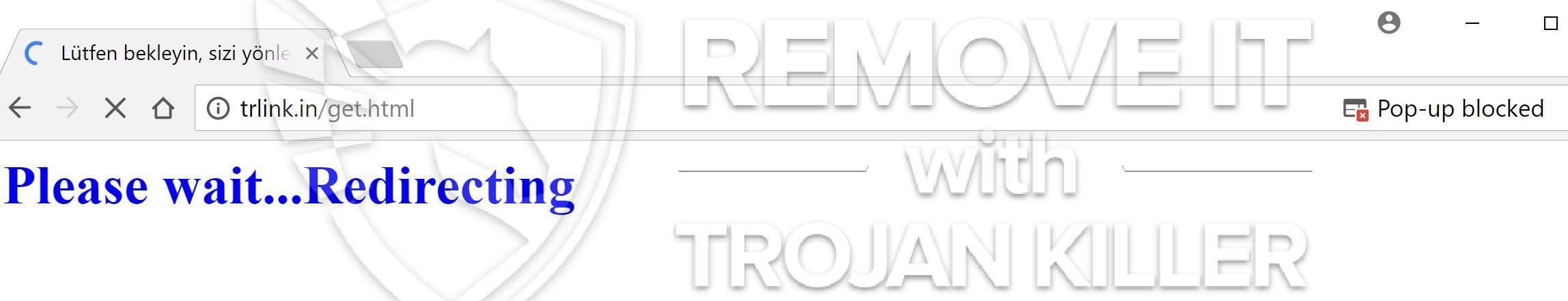 remove Trlink.in virus