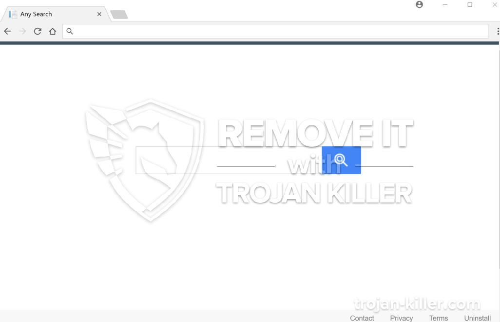 remove Any Search Manager virus