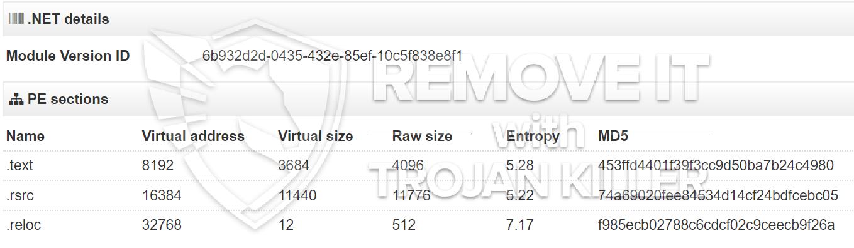 remove DataKeeper.exe.exe virus