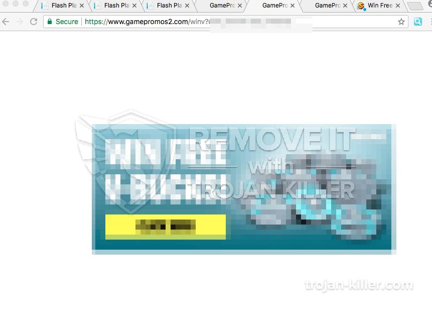 remove Gamepromos2.com virus