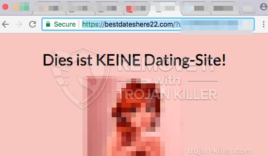 remove Bestdateshere22.com virus