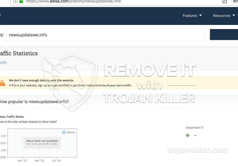 remove Newsupdatewe.info virus