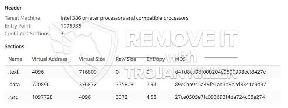 remove X86.exe virus