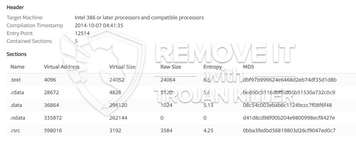 remove SVCHOS~1.EXE virus