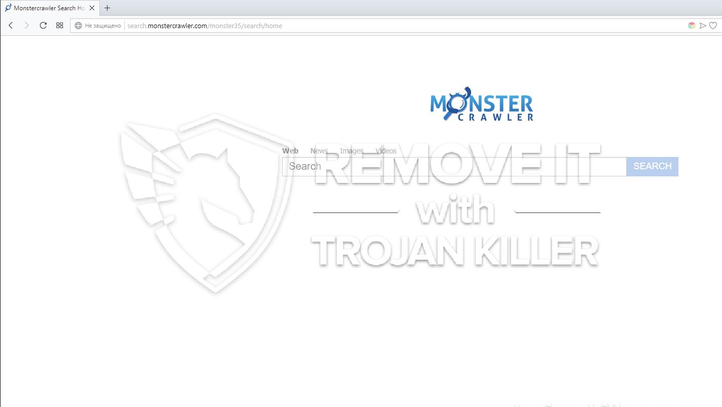 remove Monstercrawler.com virus