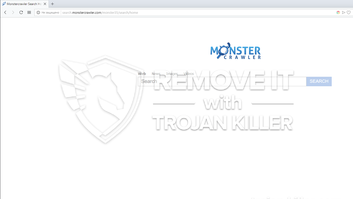 remove Monstercrawler.com virus