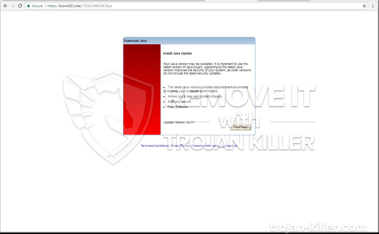 remove Кcsrw631.site virus
