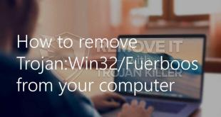 Trojan:Win32/Fuerboos Coin Miner – How to Remove?